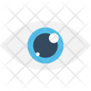Eye View Visible Icon