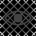 Visibility Vision Eye Icon