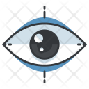 Vision View Eye Icon