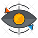 Vision Marketing Eye Icon