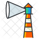 Vision Lighthouse Icon