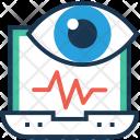 Vision Focus Eye Icon