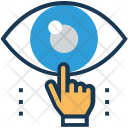 Touch Technology Monitoring Icon