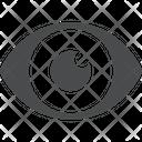 Eye Vision Future Icon