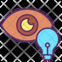 Vision Idea Icon