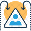 Visitor Traffic User Icon