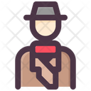 Groundhog Day Visitors Celebration Icon