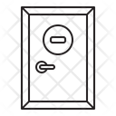 Visitors Restrictions Icon