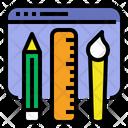 Visual Design Visual Design Icon