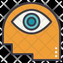 Visualization Eye See Icon