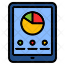 Data Visualization Presentation Icon