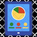 Data Visualization Presentation Icon