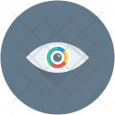 Visualization Eye View Icon
