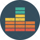 Visualizer Equilizer Music Icon