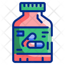 Vitamin Drug Medicine Icon