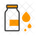 Vitamin bottle Icon