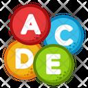 Icon Vitamins Acde Medicne Health Icon