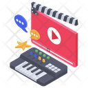 Vlog Services Icon