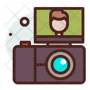 Vlogging Icon