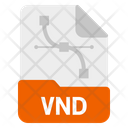 Vnd file Icon