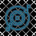 Vnyl Music Disk Icon