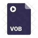 File Vob Document Icon