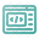 Voding Programming Digital Icon