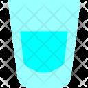 Vodka Hot Glass Icon