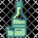 Vodka Alcohol Glass Icon
