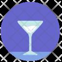 Vodka Alcohol Party Icon