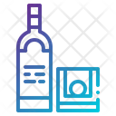 Food And Restaurant Vodka Alcoholic Drink Icon