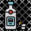 Vodka Alcoholic Drink Icon