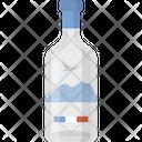 Bottle Vodka Bottle Alcohol Icon