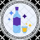 Vodka Cocktail Alcohol Icon