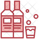 Vodka Alcohol Food And Restaurant Icon