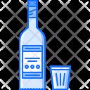 Vodka Glass Alcohol Icon