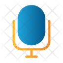 Voice Speaker Mic Icon