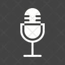 Voice Mic Record Icon