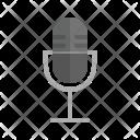 Voice Memo Mic Icon