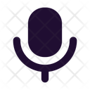 Voice Mic Microphone Icon