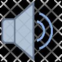 Voice Audio Volume Icon