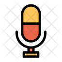 Mic Microphone Record Icon