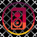 Voice Multimedia Icon