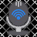 Voice Assistant Device Speaker Icon