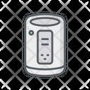 Voice Assistant Audio Entertainment Icon