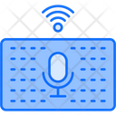 Voice Assistant Voice Control Speaker Icon