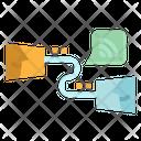 Response Feedback Paper Icon