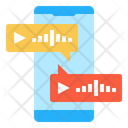 Message Smartphone Chat Icon