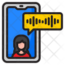 Voice Chat Icon