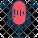 M Voice Command Voice Command Voice Recorder Icon